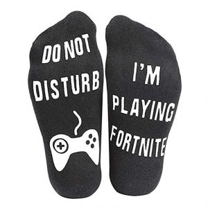 Calcetines De Fortnite Divertidos Y Originales Comprar