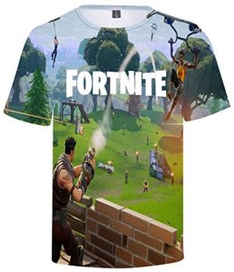 camiseta de fortnite